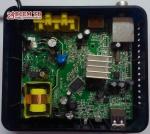 Цифровой эфирный ресивер GLOBO GL30 - материнская плата